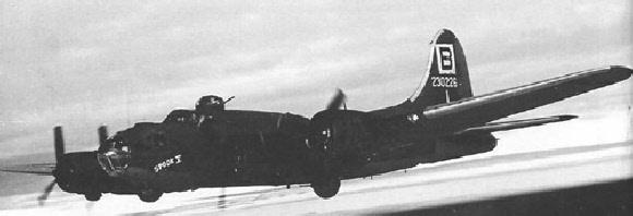 B-17 #42-30226 / Spook V