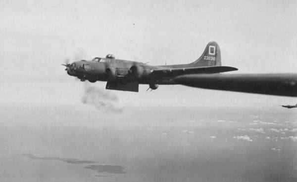 B-17 #42-30310