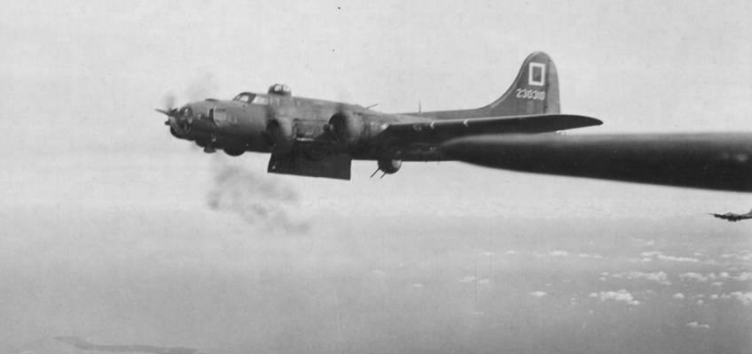 Boeing B-17 #42-30310
