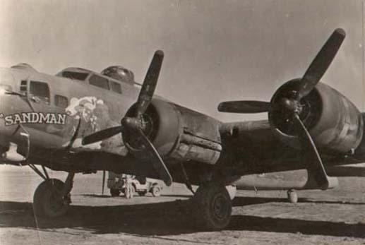 B-17 #42-30333 / Sandman