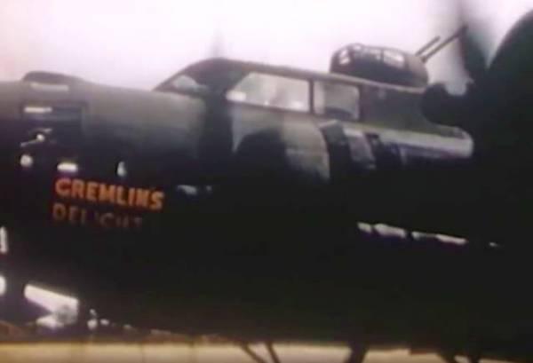 B-17 #42-3120 / Gremlin's Delight