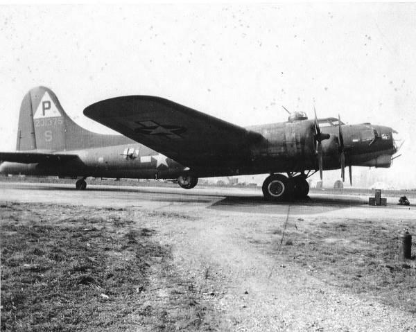 B-17 #42-31375