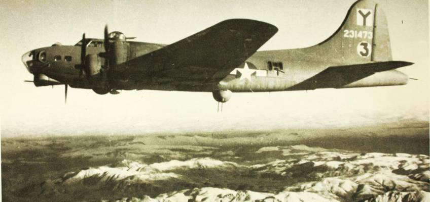 Boeing B-17 #42-31473 / My Baby