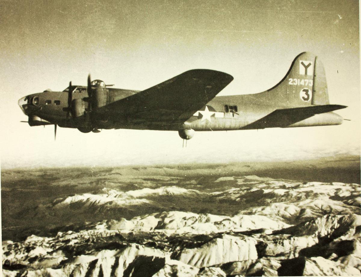 B-17 #42-31473 / My Baby