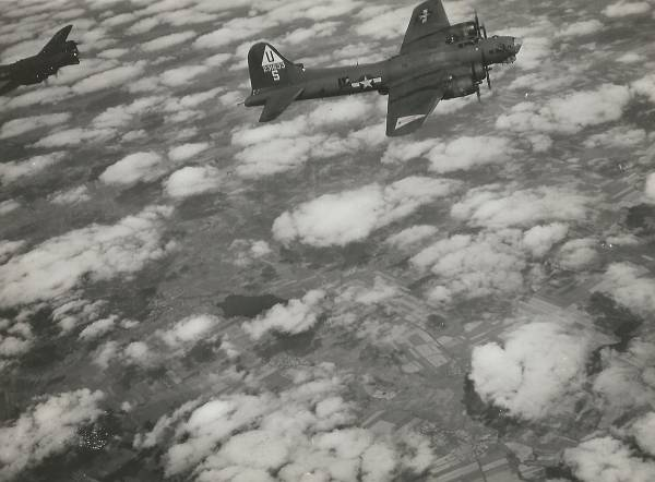 B-17 #42-31633