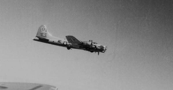 B-17 #42-31920 / Able Mable