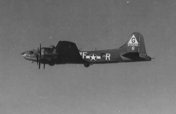 B-17 #42-3436