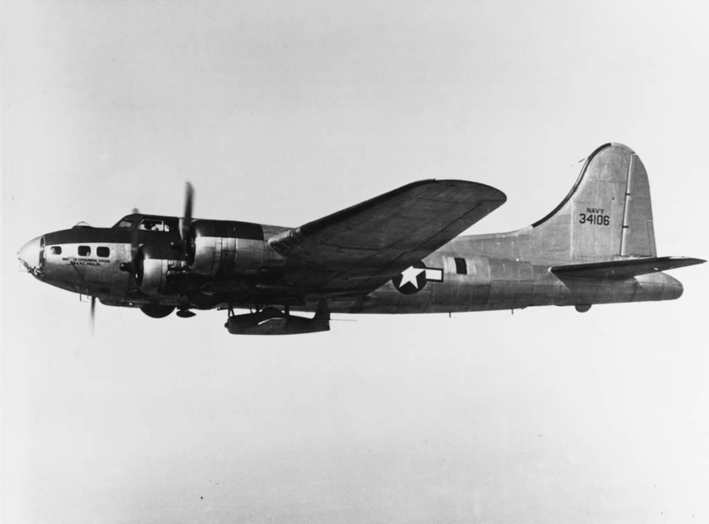 B-17 #42-3521