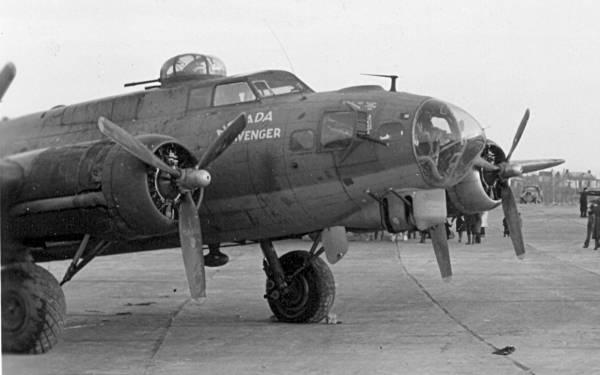 B-17 #42-38013 / Nevada Avenger