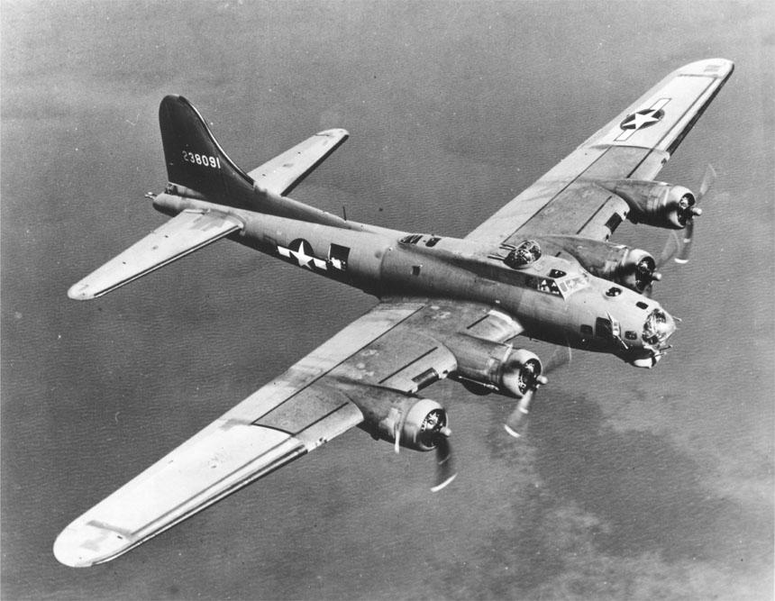 B-17 #42-38091
