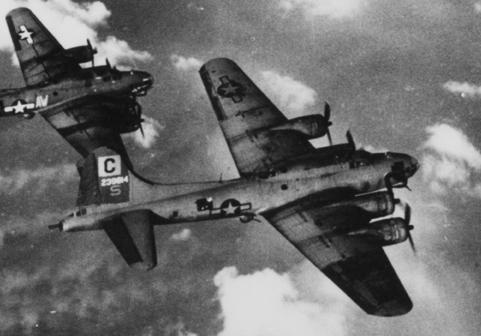 B-17 #42-39814