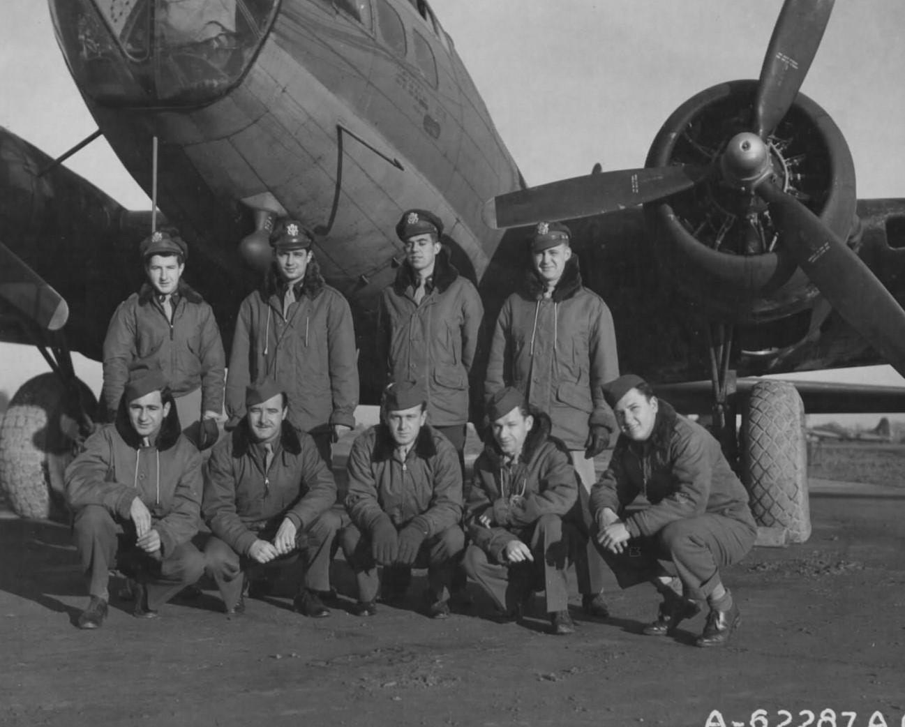 B-17 #42-6151 / Round Trip