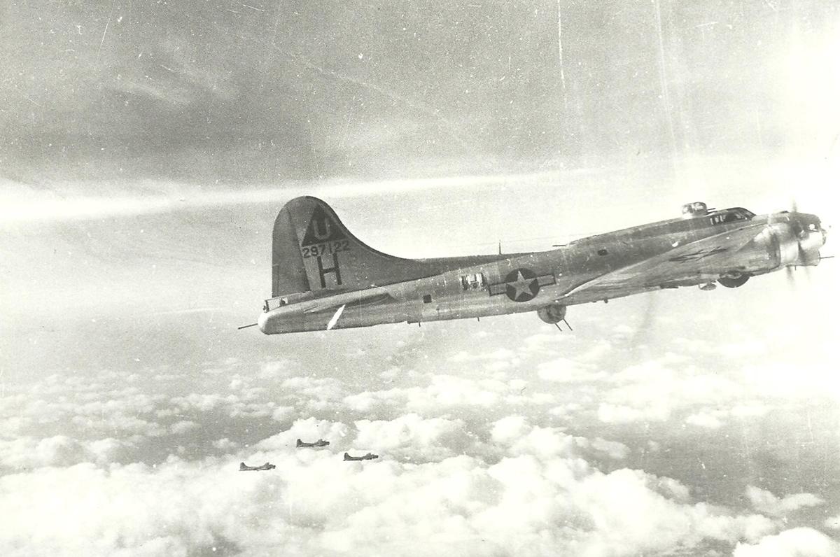 B-17 #42-97122