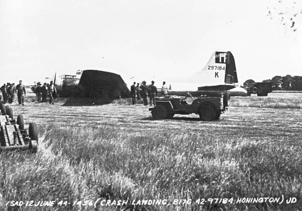 B-17 #42-97184 / Lady Godiva