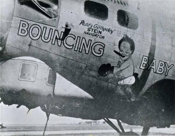 B-17 #42-97301 / Bouncing Baby