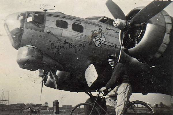 B-17 #42-97323 / Begin the Beguine- She Dood It