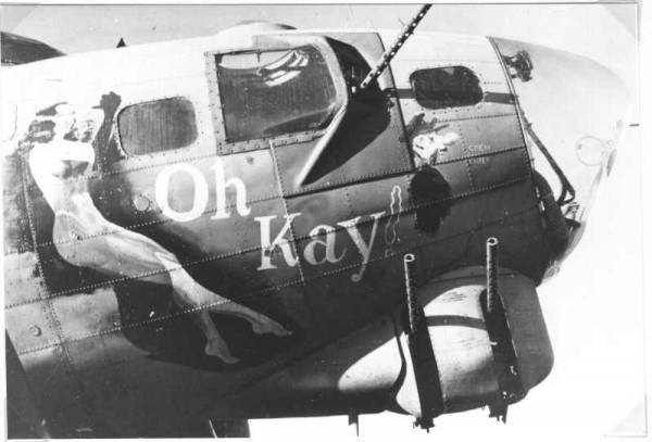 B-17 #42-97470 / Oh Kay!