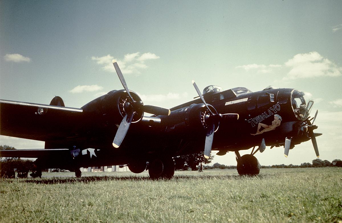 B-17 #43-37516