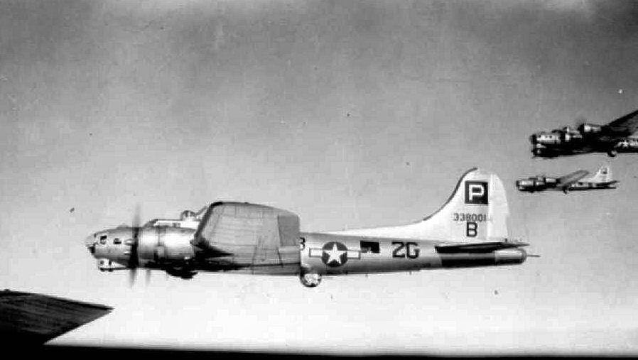 B-17 #43-38001