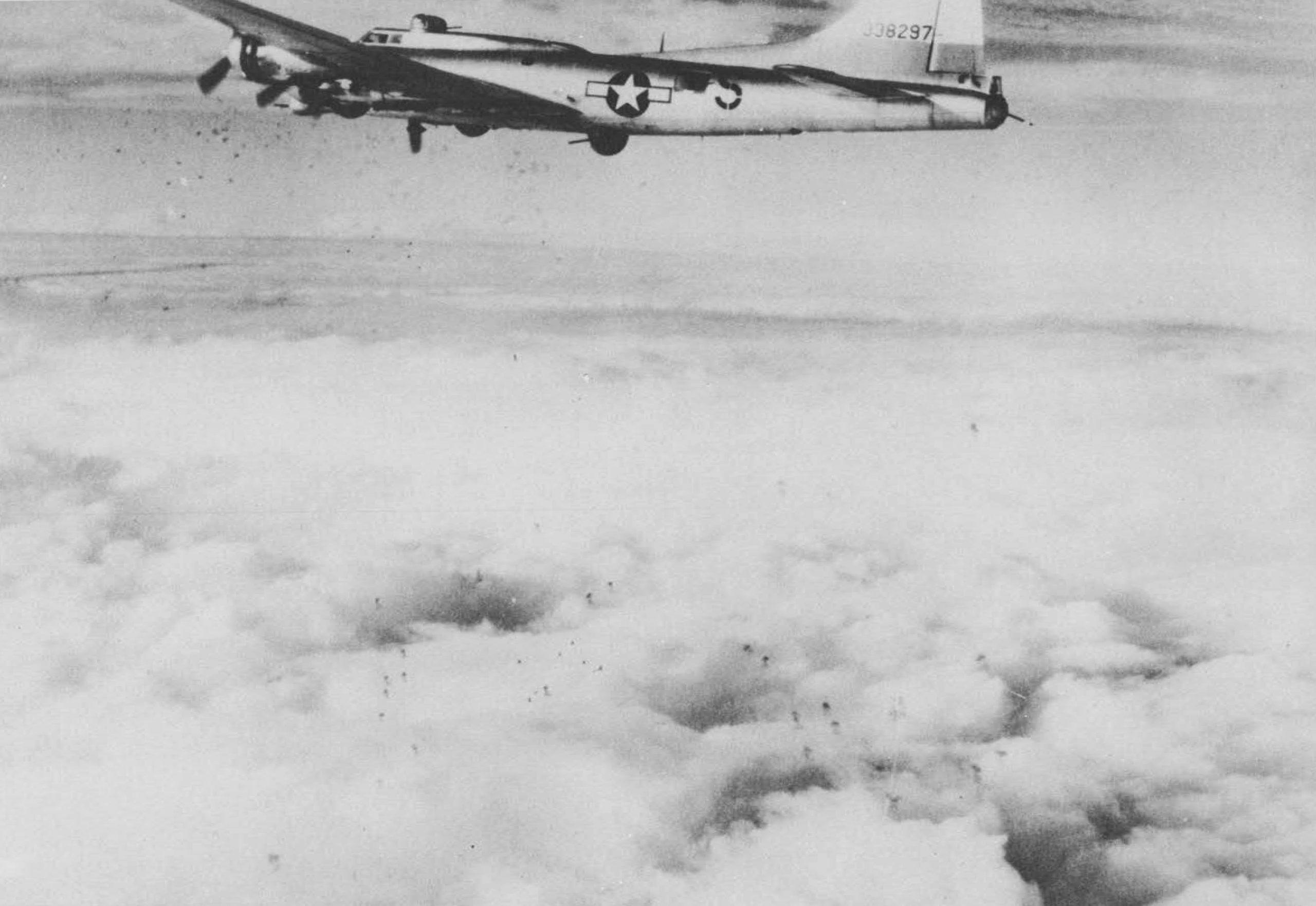B-17 #43-38297