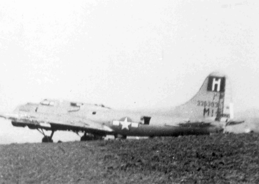 B-17 #43-38303