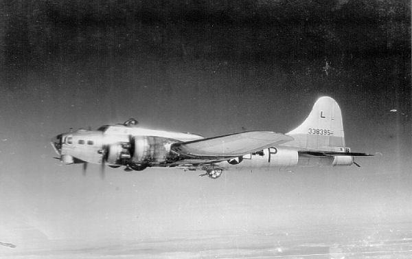 B-17 #43-38395 / Taylor Made