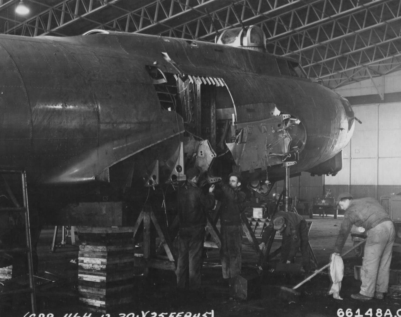 B-17 #43-38771