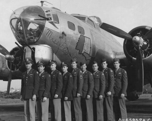 B-17 #44-6173 / Miss Florala