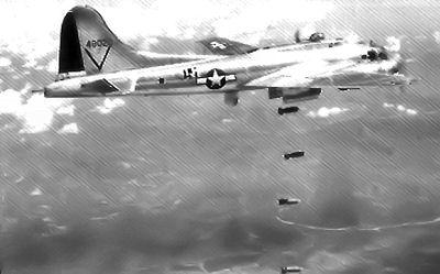 B-17 #44-8020