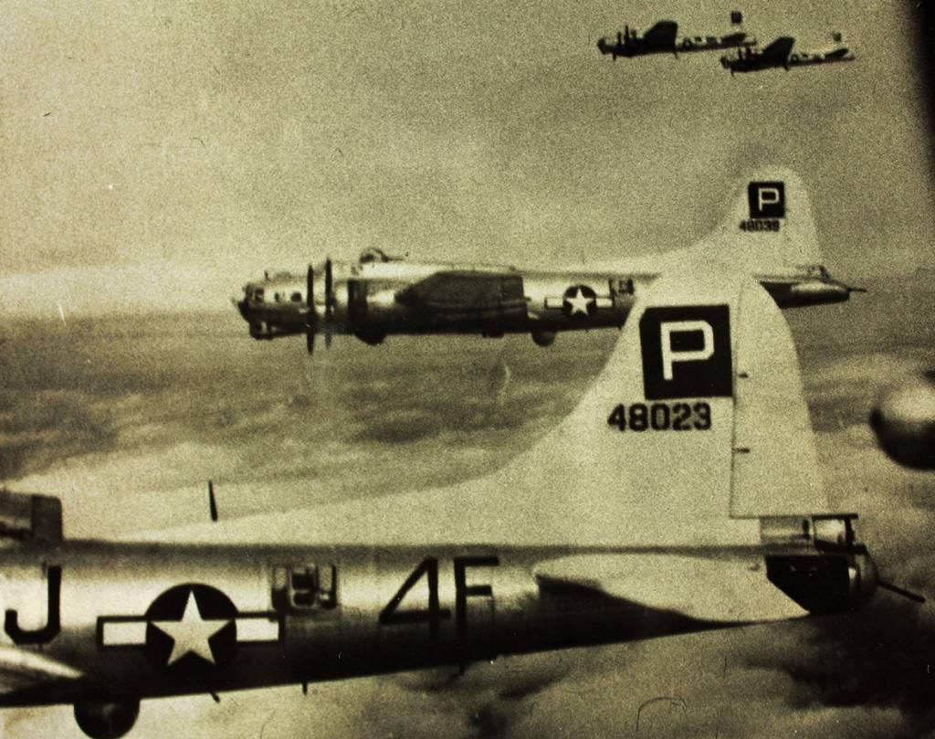B-17 #44-8023
