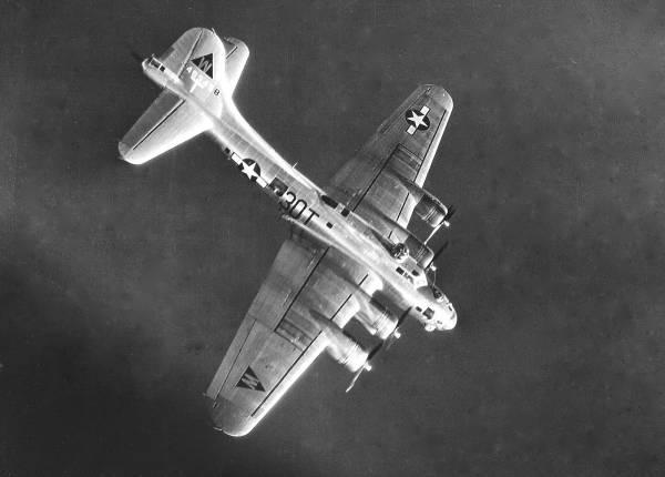 B-17 #44-83458
