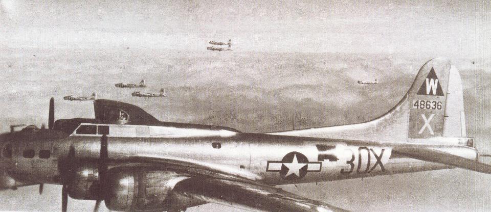 B-17 #44-8636