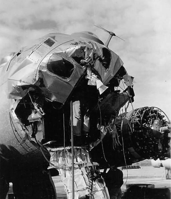 B-17 #44-8811