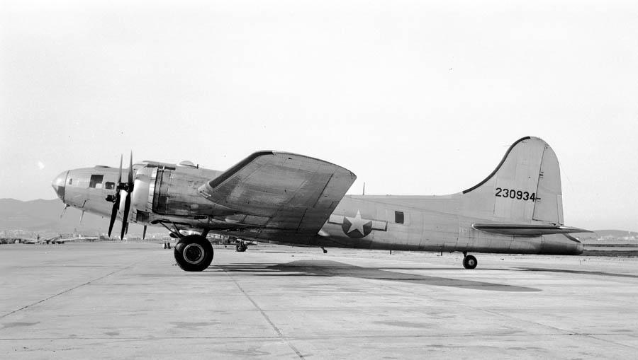 B-17 #42-30934