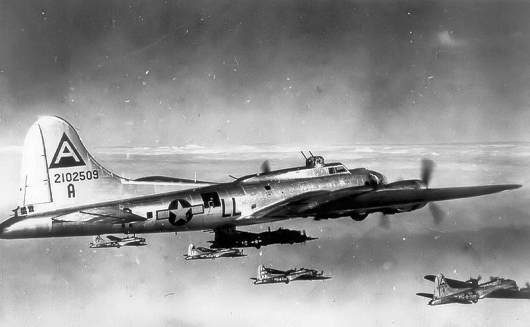 B-17 #42-102509 / The Liberty Run