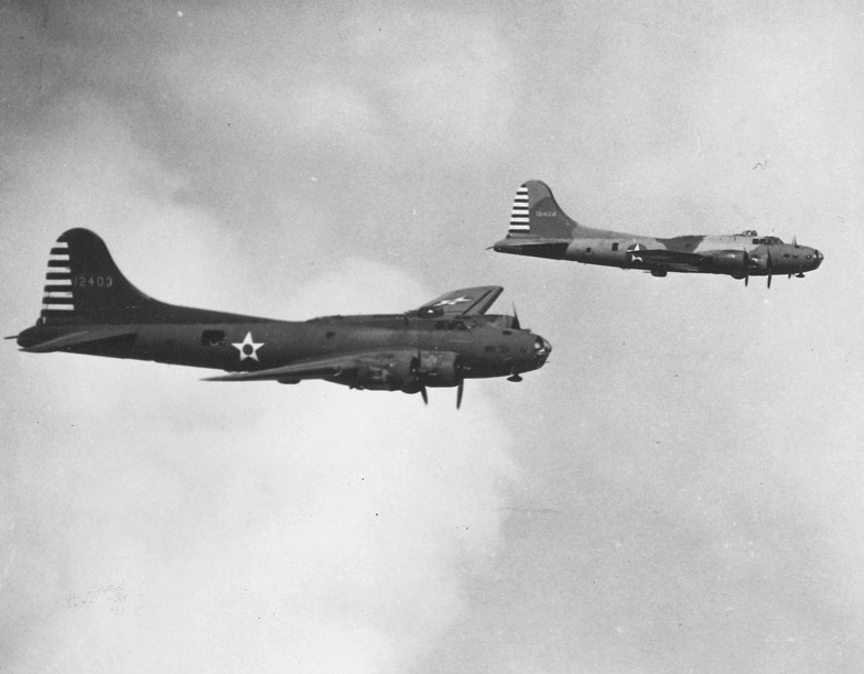B-17 #41-2403