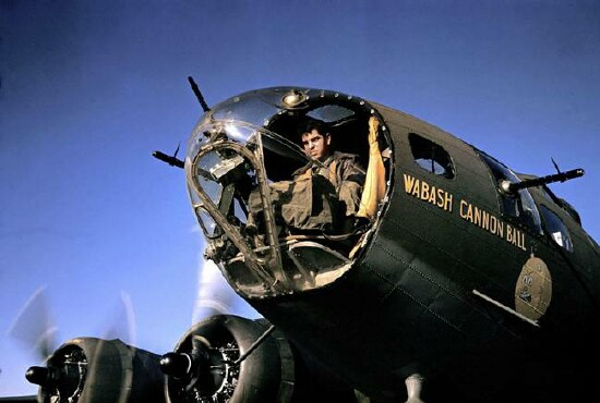 B-17 #41-24361 / Wabash Cannon Ball