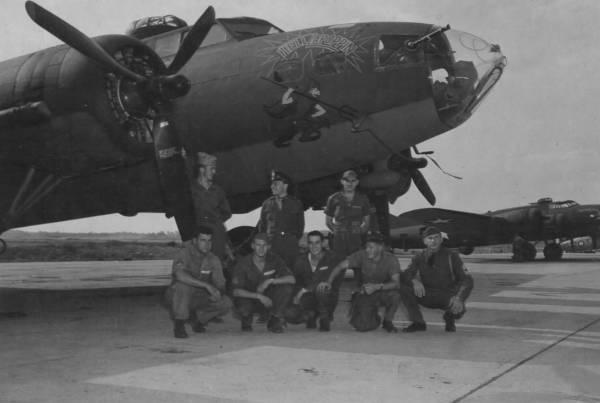 B-17 #41-24376 / Hellzapoppin