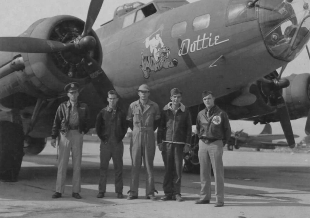 B-17 #41-24411 / Dottie