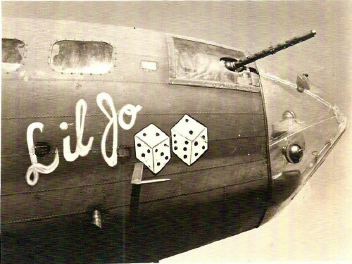 B-17 #41-24618 / Lil Jo