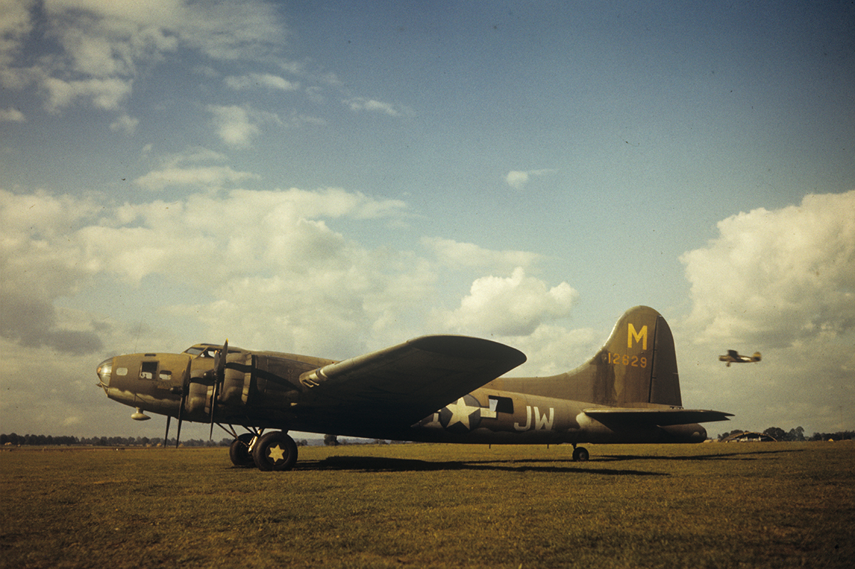 B-17 #41-2629