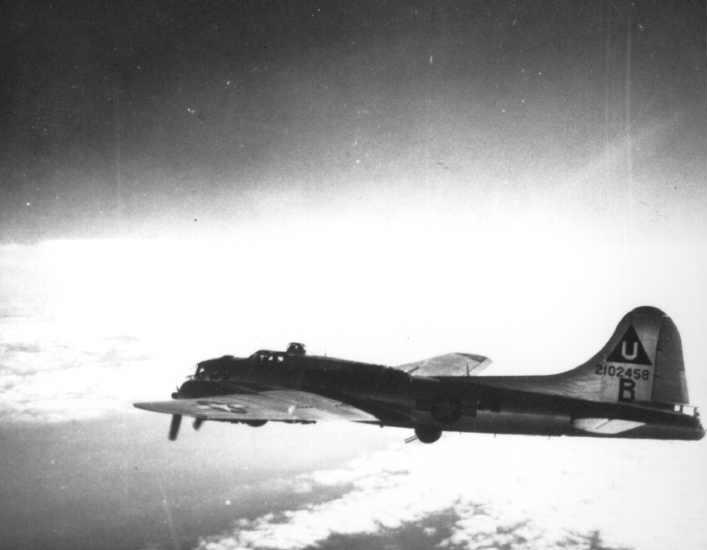 B-17 #42-102458