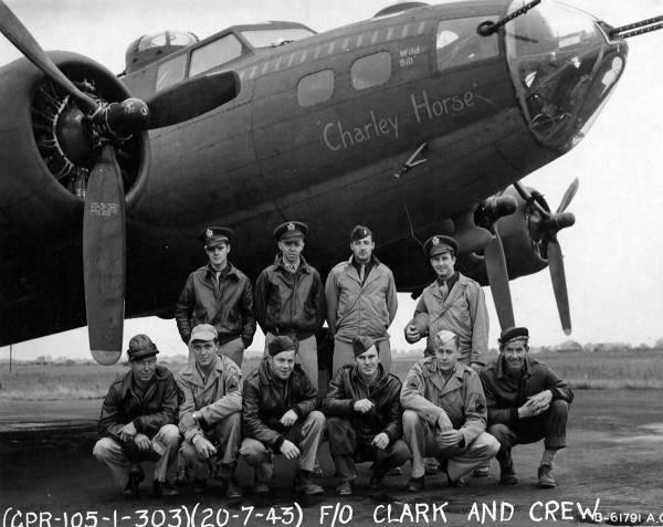 B-17 #42-29571 / Charley Horse