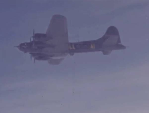 B-17 #42-29679 / Ramblin' Wreck