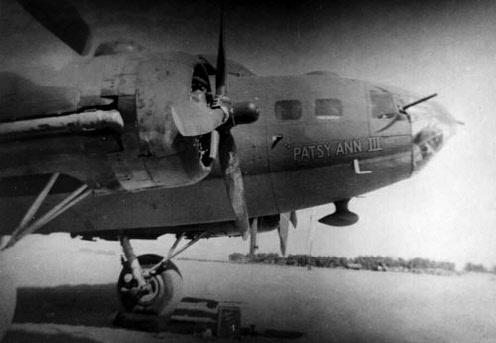 B-17 #42-30273 / Patsy Ann III