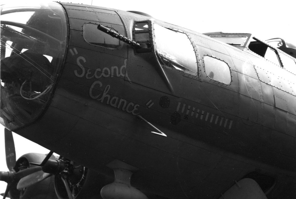 B-17 #42-30317 / Second Chance