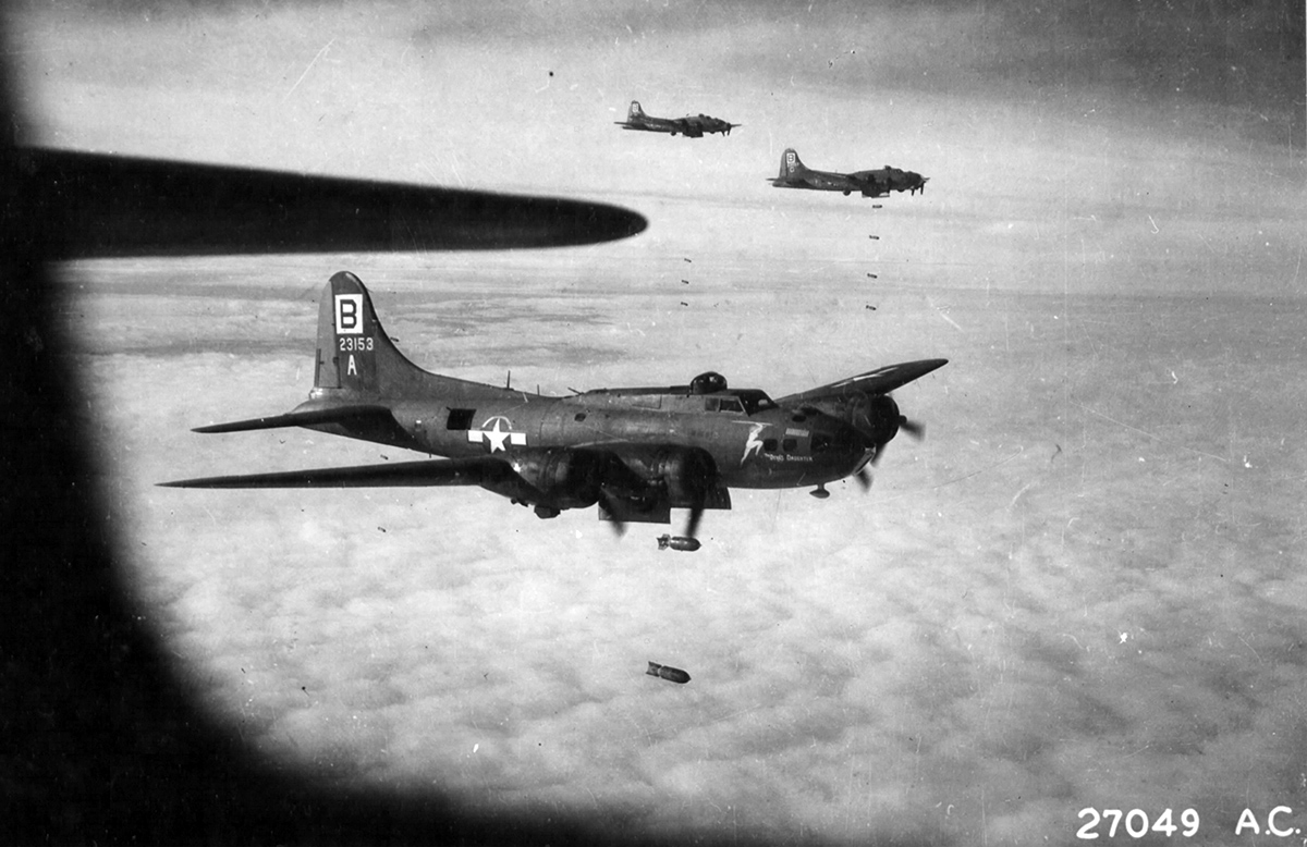 B-17 42-3153