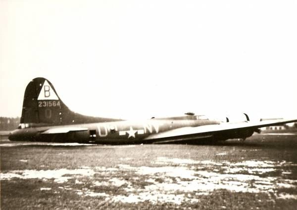 B-17 #42-31564