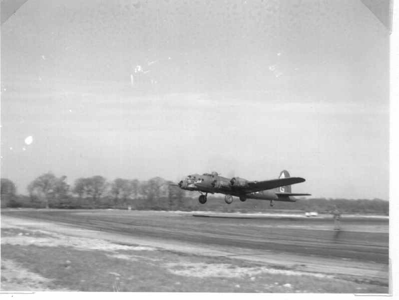 B-17 #42-31594 / Sweat'er Out