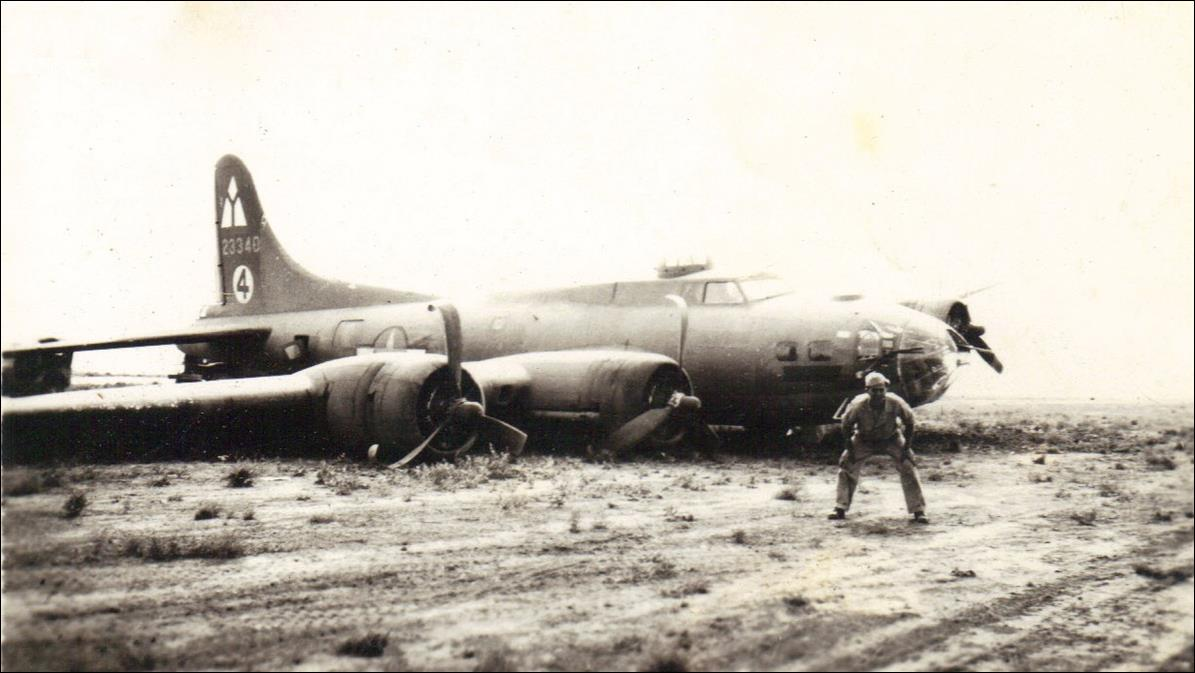 B-17 #42-3340